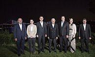 Başbakan Yıldırım, konuk mevkidaşlarını İstanbul'da ağırladı