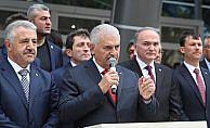 Başbakan Yıldırım: Türkiye havacılıkta dünyada 11'inci sıraya yükseldi