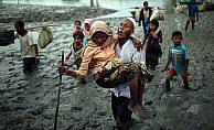 BM: Bangladeş'e sığınan Arakanlı Müslüman sayısı 370 bine ulaştı