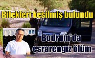 Bodrumlu iş adamı Mustafa Coşkun ölü bulundu