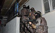 Bursa'da El-Nusra terör örgütüne operasyon