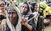 Cami cemaatinden Arakan'a 382 bin liralık yardım