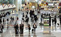 Havayoluyla taşınan yolcu sayısı 127 milyonu geçti