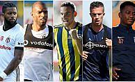 Hollanda'nın aday kadrosuna Türkiye'den 5 futbolcu