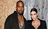 Kim Kardashian'ın üçüncü çocuğu başkasından