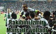 Konyaspor Portekizli rakibini evinde devirdi