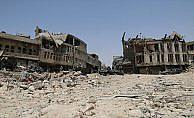 Musul'da enkaz altından 2 bin 100 sivilin cesedi çıkarıldı