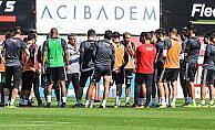 Beşiktaş Alanyaspor maçına hazır