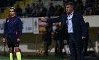 Beşiktaş Teknik Direktörü Güneş: Bize yapılan haksızlığa arkamızı dönüp, işimizi yapacağız
