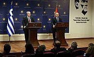 Dışişleri Bakanı Çavuşoğlu: Yunanistan'ın FETÖ'cülerin sığınma üssü olmasını arzu etmeyiz