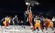 Galatasaray Odeabank 62-83 Fenerbahçe Doğuş