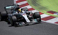 Hamilton'dan sezonun 8. galibiyeti