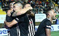 Negredo ilk golünü attı, Beşiktaş kazandı