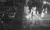 Orgeneral Güler'in kaçırılma anındaki çatışma güvenlik kamerasında