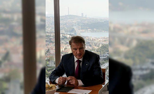 Sberbank Üst Yöneticisi Gref, AA'ya konuştu