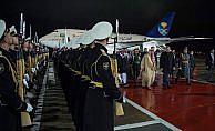Suudi Arabistan Kralı Selman Moskova'da