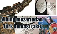 Viking mezarından üzerinde Allah ve Ali yazan kumaş çıktı