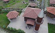 'Ambarköy' ziyaretçilerine nostalji yaşatıyor