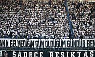 Beşiktaş'tan taraftarına 'gelmeyin' çağrısı