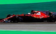 Brezilya#039;da kazanan Vettel
