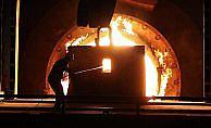 Çelik sektörü çift haneli büyüdü