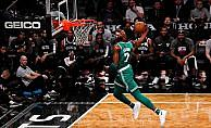 Celtics'i Warriors da durduramadı