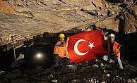 Esenköy tünellerinde ikinci ışık da göründü