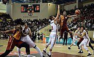 Eskişehir Basket, Galatasaray Odeabank'ı mağlup etti