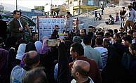 İHH'dan Irak'taki depremzedelere yardım