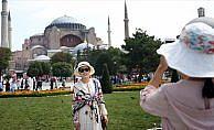 İstanbul 10 ayda 9 milyon yabancı turist ağırladı