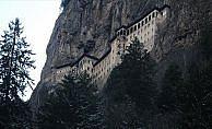 Sümela Manastırı ağustosta kapılarını açacak