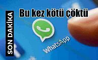 Whatsapp sorunu; Whatsapp mesaj göndermeyi durdurdu