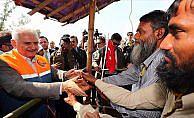 Başbakan Yıldırım Arakanlı mültecilerle bir araya geldi