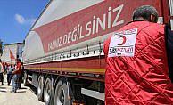 Dünyanın iyilik eli 'Türk Kızılayı'