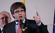 Puigdemont: Seçim sonuçları bize bağımsızlık yetkisi veriyor