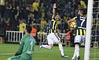 Fenerbahçe Kasımpaşa'yı 4 golle geçti
