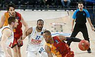 Galatasaray Odeabank gruptaki 3. galibiyetini aldı