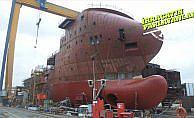 Norveç'e anahtar teslim gemi yapıyorlar