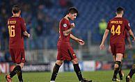 Roma, İtalya Kupası'ndan elendi
