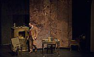 'Sürgün' oyununun özel gösterimi yapıldı
