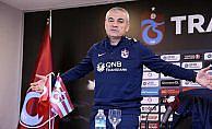 Trabzonspor Teknik Direktörü Çalımbay: Kimsenin kaprisini çekecek durumda değiliz