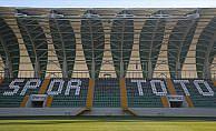 Akhisarspor'un yeni stadındaki ilk konuğu Antalyaspor