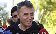 Beşiktaş Başkanı Orman: Türk futbolunun marka değeri yükselmeli