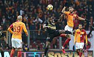 Galatasaray Osmanlıspor engelini geçti