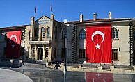 Kilis'te bayrak seferberliği