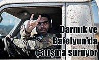 Son Dakika Afrin, Darmık Dağı havadan ve karadan vuruluyor