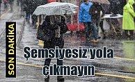 Son Dakika Hava Durumu, İstanbul için önemli uyarı