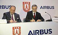 SSM ile Airbus arasında stratejik iş birliği