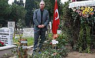 Stoichkov'dan Naim Süleymanoğlu'nun kabrine ziyaret