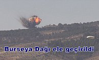 Stratejik Burseya Dağı ele geçirildi